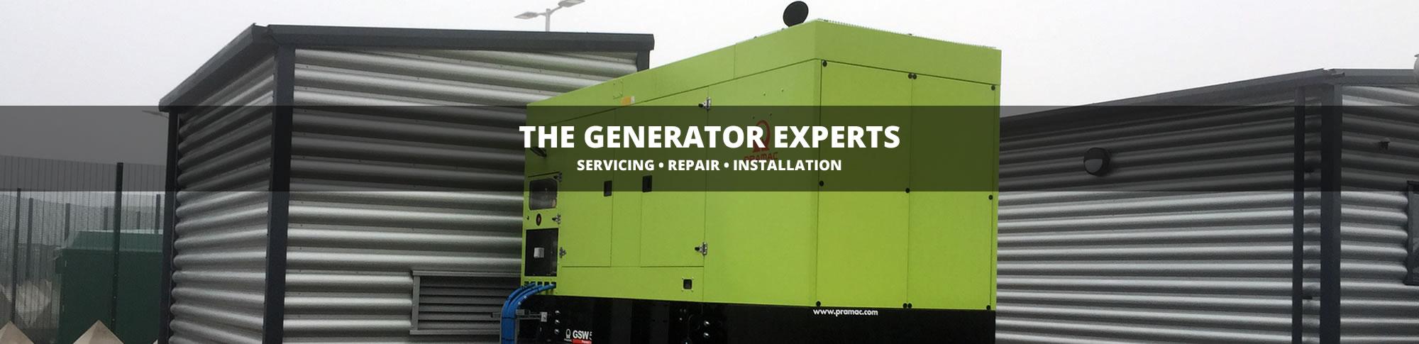 The Generator Experts, Servicing, Repair, Installation